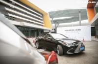 晋江国际会展中心,雷克萨斯6感沉浸式体验试驾活动